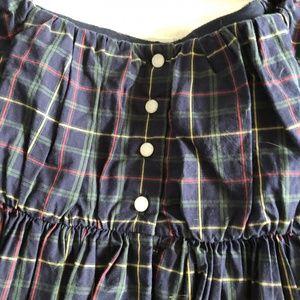 Ralph Lauren Dresses - Ralph Lauren Girls Sz 5 Plaid Holiday Dress